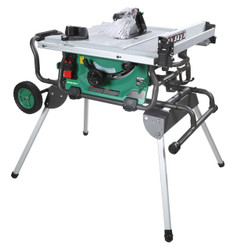 HiKoki Hitachi 254mm Table Saw 1500W Folding Legs BONUS # C10RJH1Z