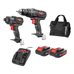 Katana 18V Charge-All 2pce Cordless Combo Kit - 220500