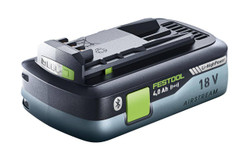 Festool 18v Li-Ion 4.0 Ah Airstream Bluetooth High Power Battery Pack BP18LI-4.0HPC-ASI # 205034