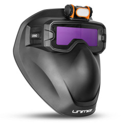 Unimig Auto Darkening Welding Goggles and Mask Kit - U21001K