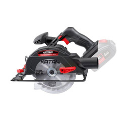 Katana 18V Charge-All Li-Ion Cordless 165mm Circular Saw Skin - 220080