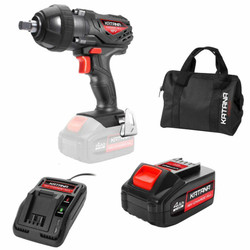 Katana 18V Charge-All Li-Ion Cordless 1/2 Impact Wrench Kit - 220510