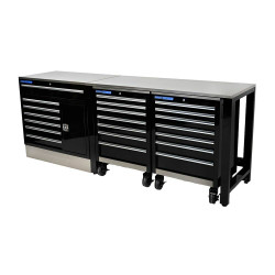 Kincrome 4pce 21 Drawer Trade Centre Workshop Set - K7374