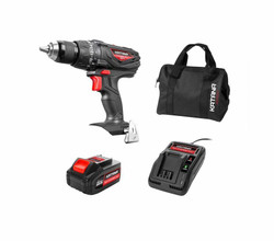 Katana 18V Charge-All Li-Ion Cordless Hammer Drill Driver Kit - 220501