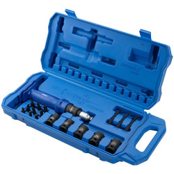 Kincrome 18pce Premium 5/16 and 1/2 Dr Impact Driver Set - ID3500
