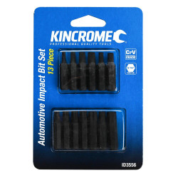 Kincrome 13pce Automotive Impact Bit Set 5/16 Drive - ID3556