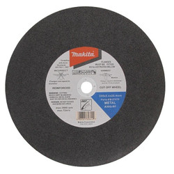 Makita 355mm 14 Fast Cut Metal Cut-Off Wheel # B-27078