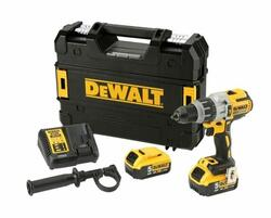 DeWalt 18V 5.0Ah XRP Li-Ion Cordless Brushless 3-Speed Hammer Drill Kit # DCD996P2-XE