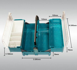 Makita Makpac Cantilever Storage Carry All - P-84137