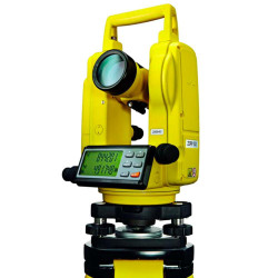 Leica Prexiso T02 2 Theodolite with Laser Plummet - LG789311