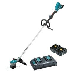 Makita 18Vx2 Brushless Loop Handle Cordless Line Trimmer Kit - DUR368LPT2