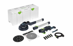 Festool LHS2-225-PLANEX 225mm Drywall Easy Long Reach Sander in Systainer - 575992
