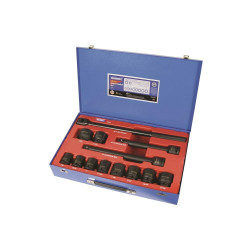 Kincrome 13pce 3/4 Drive Impact Socket Set - K2071