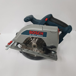Bosch 18V Ni-Cd (Pushed-In) Cordless Circular Saw (SKIN)- GKS18V-NICAD