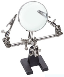 Geiger Helping Hand Magnifier - GHHM