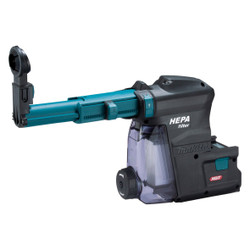 Makita XGT DX12 On-Board Dust Extraction Unit (suits HR001-G) - 191E53-1