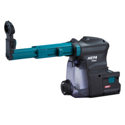 Makita XGT DX14 On-Board Dust Extraction Unit (Suits HR002-G) - 191E59-9