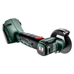 Metabo 18V Brushless Lithium-Ion Compact Cordless Angle Grinder Skin # CC18LTX-BL