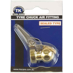 TOOLKING Tyre Valve Air Chuck sealed - AF03.0410