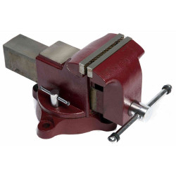 Dawn Utility Vice 125mm + Swivel Base + Anvil Forged Steel # 60431
