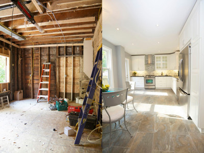 Ultimate Home Remodeling & Renovation Guide