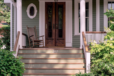 Steps For Remodeling Your Front Porch