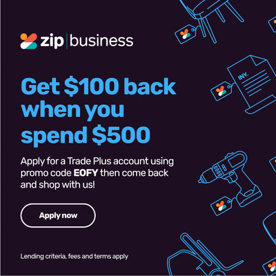 Zip Trade Plus Account Cash Back Offer