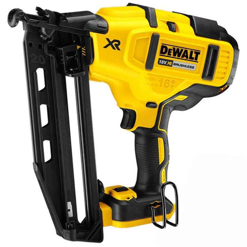 Dewalt 18V XR Lithium Ion Brushless Finishing Nailer - SKIN ONLY - DCN660N-XE