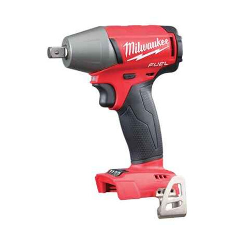 Milwaukee M18 FUEL Lithium Ion 1/2 Impact Wrench - SKIN ONLY #M18FIWP12-0