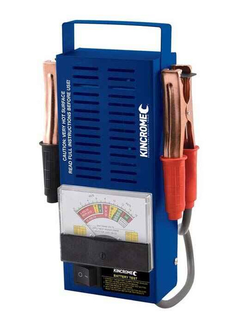 Kincrome Battery Load Tester 6v or 12v - KP1460