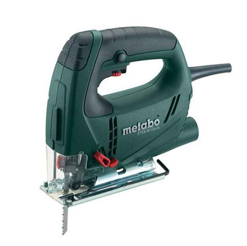 Metabo 590W Jigsaw With Quick Blade Release - STEB80Q