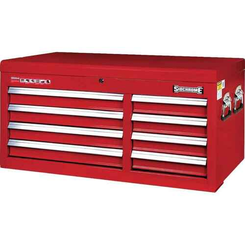 Sidchrome 8 Drawer WideBoy Tool Chest - SCMT50218