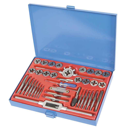 Kincrome 40pce Metric Tap and Die Set - K12021