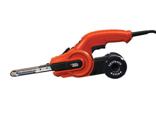 Black and Decker Powerfile with Cyclonic # KA900E-XE