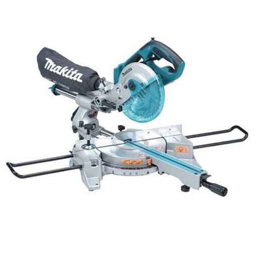 Makita 18V Lithium Ion Cordless Slide Compound Mitre Saw Skin BONUS - DLS713Z