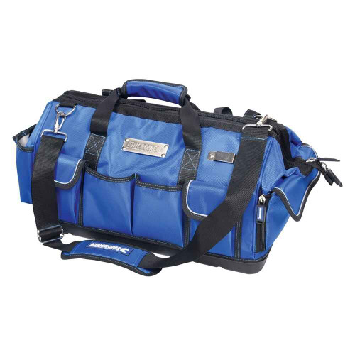 Kincrome 500mm 21 Pocket Wide Mouth Tool Bag - K7422