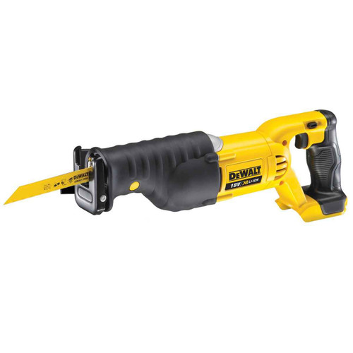 Dewalt 18V Lithium Ion XR Series Cordless Reciprocating Saw Skin # DCS380N-XE