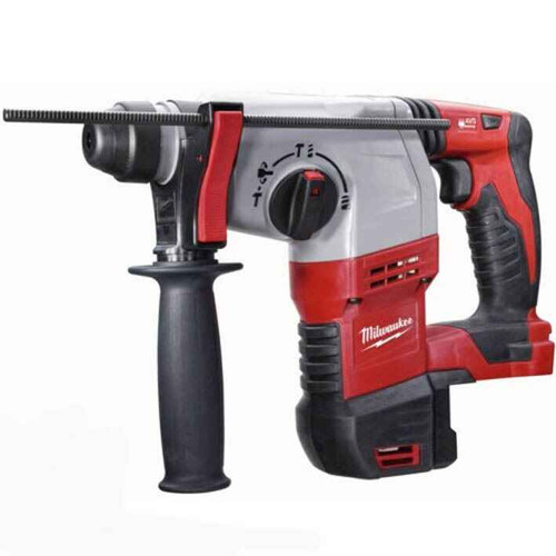 Milwaukee M18 Heavy Duty 18v Cordless Rotary Hammer Skin # HD18H-0