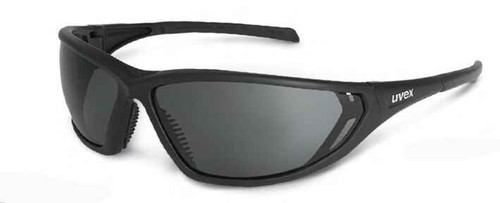 Uvex Worrior Contemporay Anti-Fog Eyewear - Black #9101-060