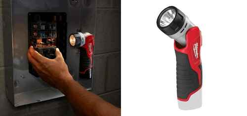 Milwaukee M12 Worklight - SKIN ONLY #M12TLED-0