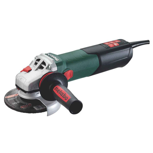 Metabo 125mm5 Angle Grinder 1700w # WEA17-125-QUICK