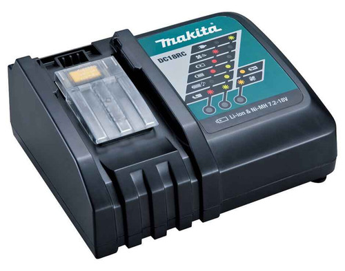 Makita LXT Lithium-Ion 18v Fast Battery Charger - DC18RC