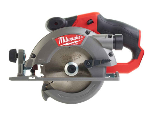 Milwaukee M12 FUEL Brushless Lithium Ion Cordless 140mm Circular Saw - SKIN ONLY #M12CCS44-0