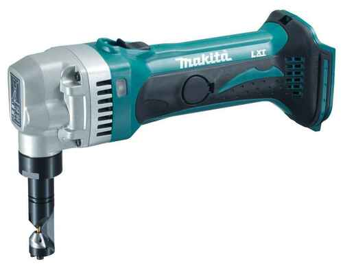 Makita 18V Lithium Ion Cordless Nibbler 1.6mm Skin # DJN161Z