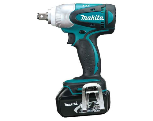 Makita 18V Lithium Ion Cordless Impact Wrench Kit - DTW251RFE