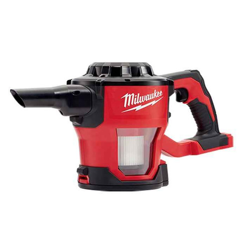 Milwaukee M18 Compact 18v Cordless Vacuum - Skin Only # M18CV-0