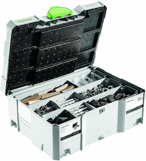 Festool Domino DF700 Connector Range in Systainer - 201353