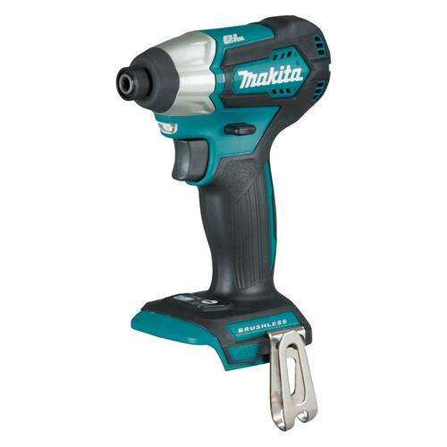 Makita Cordless 18V Brushless Sub-Compact 3-Mode Impact Driver - Tool Only - DTD155Z