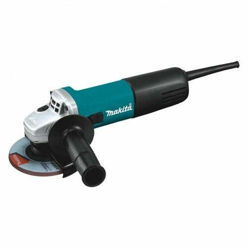 Makita 115mm Electric Angle Grinder - 9557NB