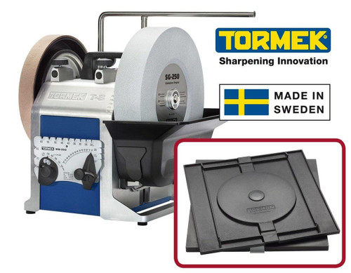 Tormek Water Cooled Sharpening System Rotating Table # T8RB180